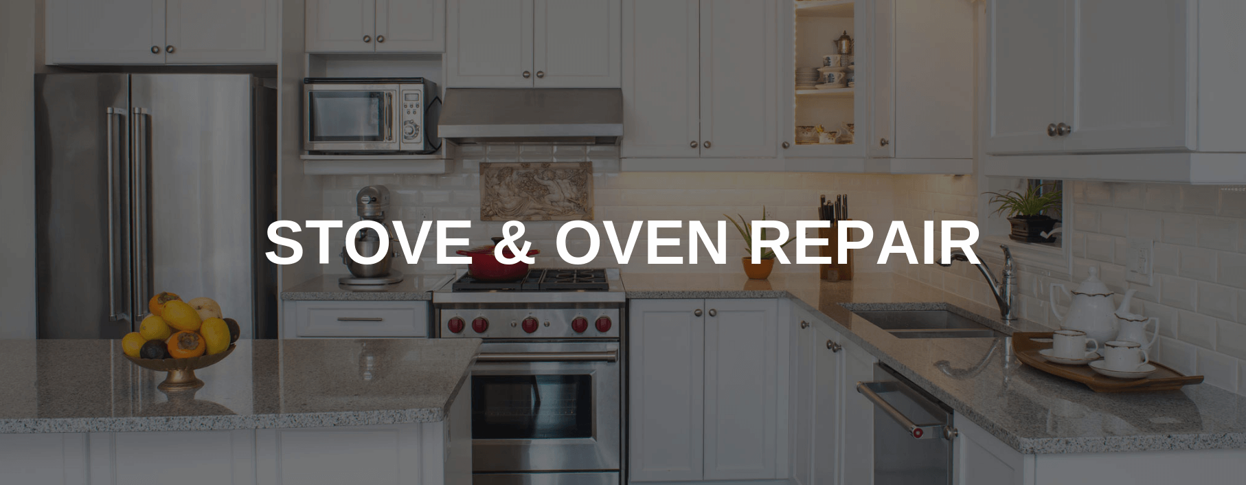 stove repair simi valley