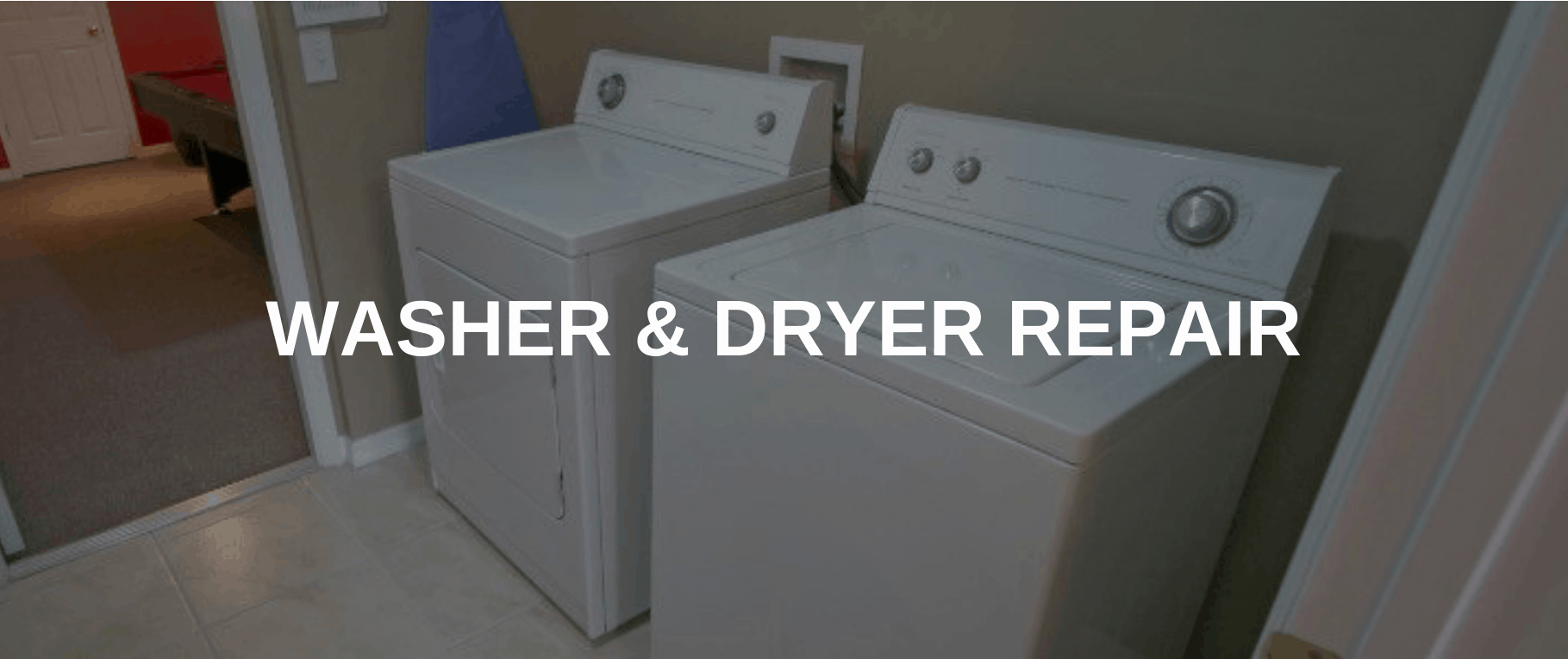 washing machine repair simi valley